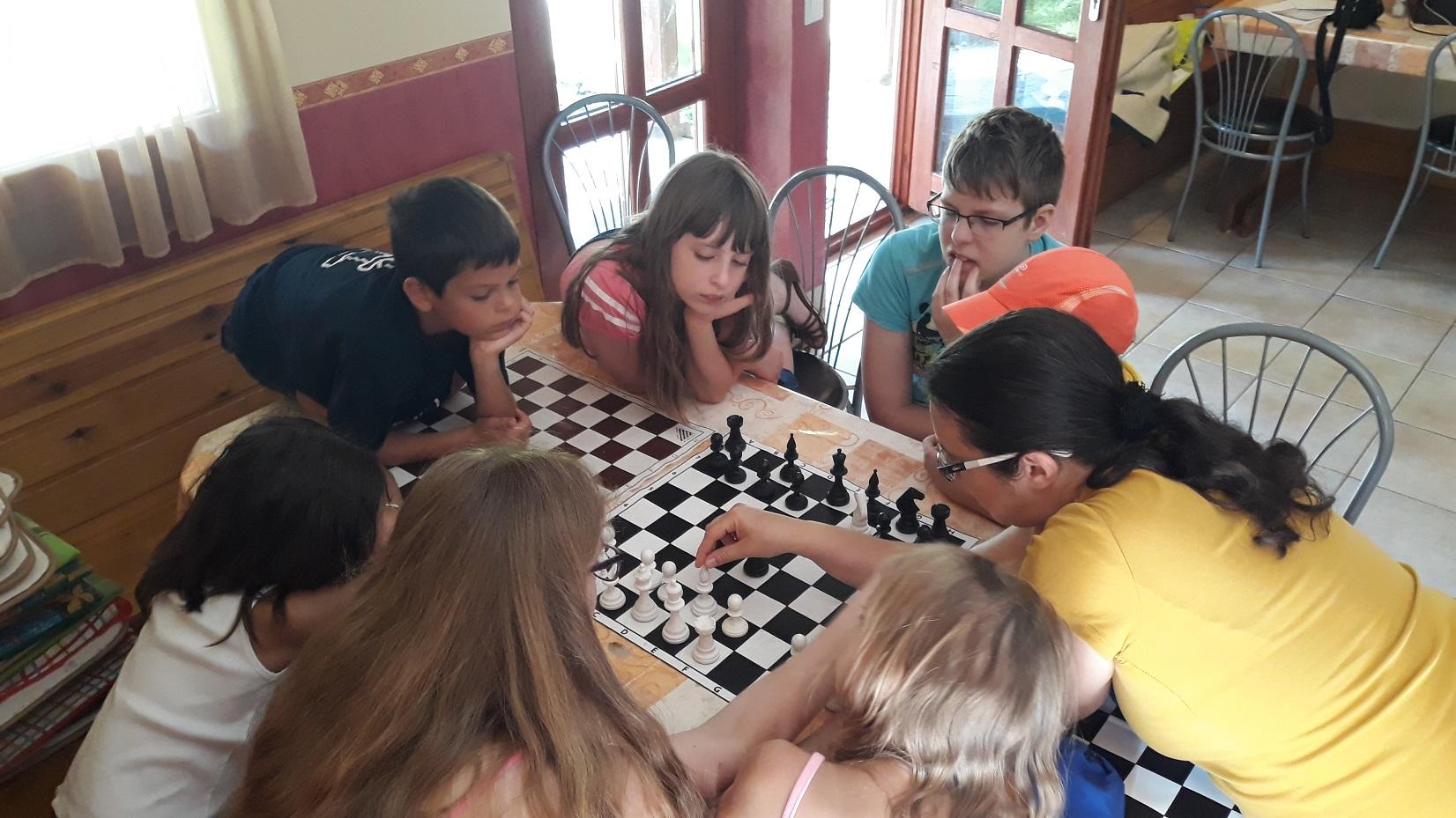 óvodás sakk tanfolyam, iskolásoknak sakk tanfolyam