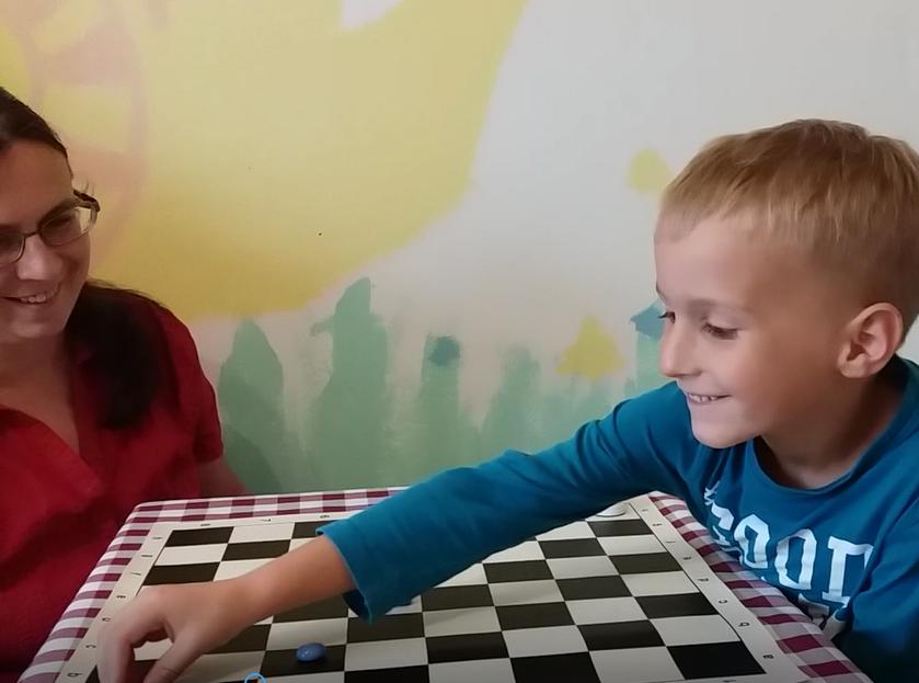 Sakk oktatás gyerekeknek